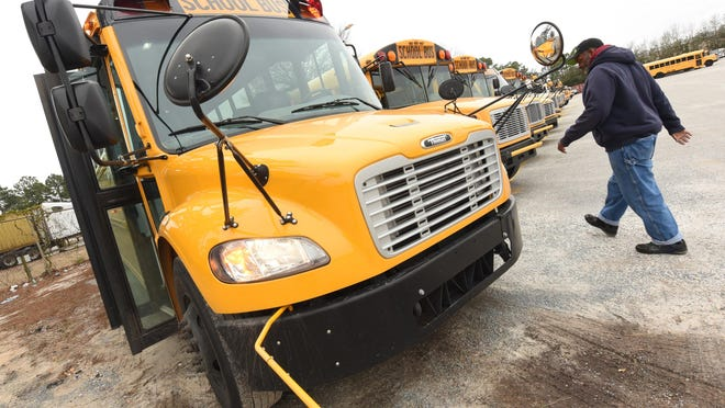 Brunswick County Schools will begin its Plan A reopening in October.