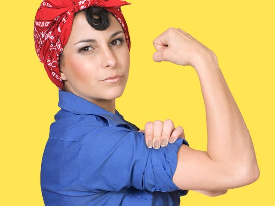 The iconic image of Rosie the Riveter has been reinvented countless times since World War II, and has appeared everywhere from Rockwell paintings to government posters to bobbleheads.