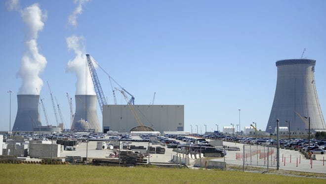 The state Public Service Commission rejected a PSC staff recommendation to start discussing how much of the project's cost Georgia Power's customers will be forced to absorb when the first of two new reactors under construction at Plant Vogtle goes into operation late next year.
