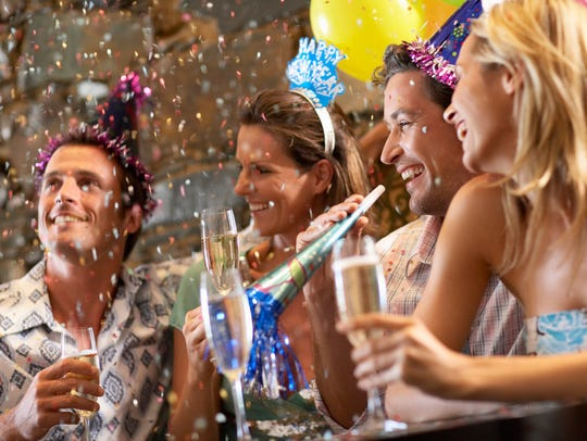 Where are you going to party this New Year's Eve?