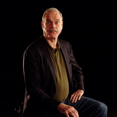 John Cleese from the legendary British comedy troupe
