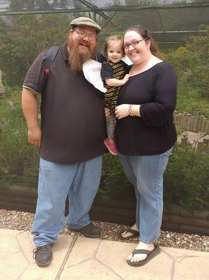 Thomas, Penny and Kimberly Wellman