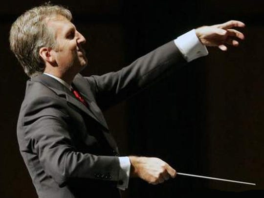 Gregory Wolynec is Gateway Chamber Orchestra's musical director.