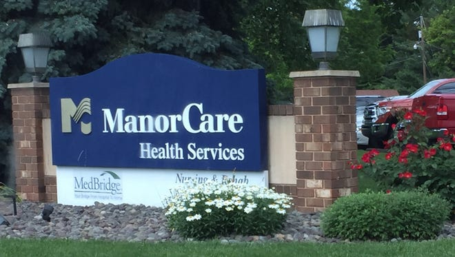 ManorCare Health Services was named a Special Focus Facility in May 2017 by the Centers for Medicare and Medicaid Services.