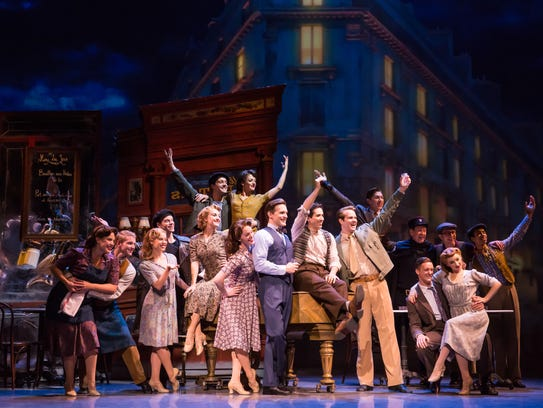 """An American in Paris"" lands at the Fox Cities PAC"