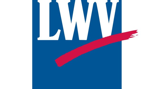 The League of Women Voters meets Wednesday at Luby's.