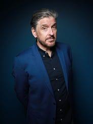Comedian Craig Ferguson