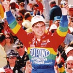 Jeff Gordon through the years
