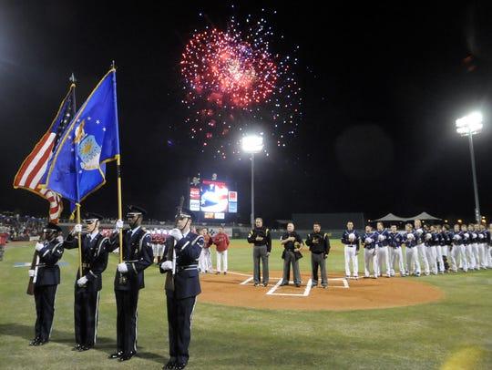 Auburn plays Alabama in the Capital City Classic at