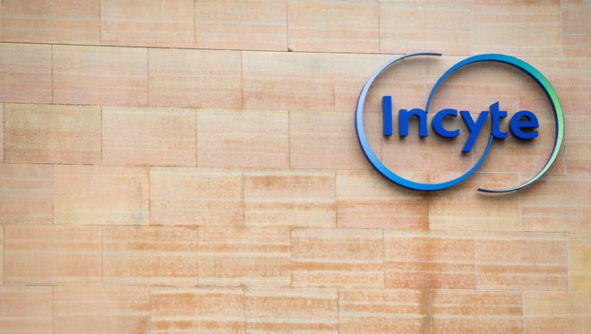 Incyte's Delaware headquarters. The Alapocas-based company will partner with Merck.