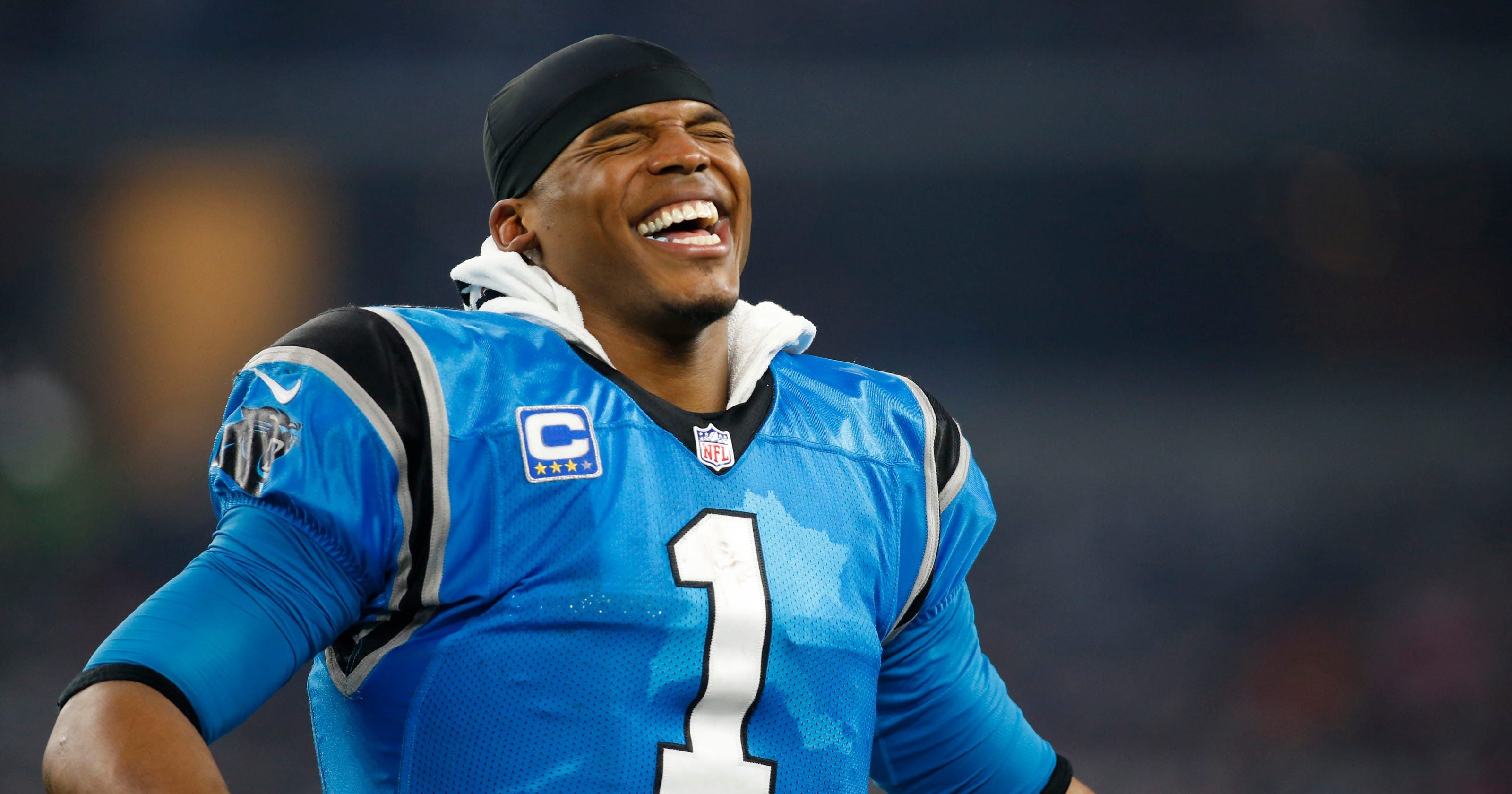 top fashion 06eee 3a058 How Cam Newton transformed the NFL in his own way