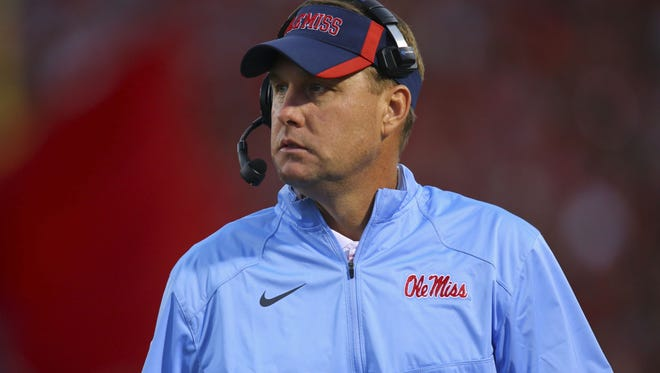 Hugh Freeze believes his team will bounce back after a tough loss to No. 1 Alabama on Saturday.