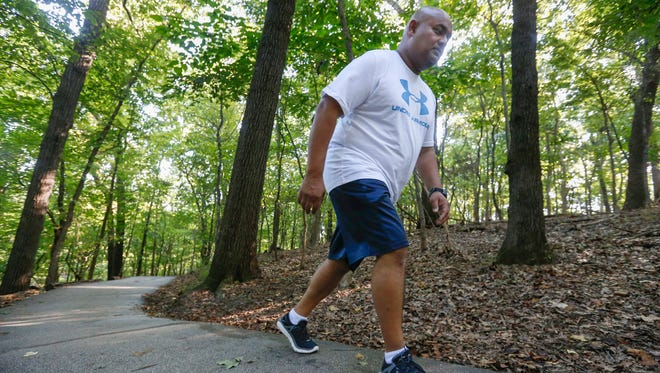 Edwin Singh is the founder of a new walking club in Springfield based on German Volkssport model. Their first walk is October 1 beginning at the Living Memorial Park.