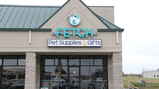 Fetch Pet Supplies & Gifts will offer food delivery within a 5-mile radius of the store location.