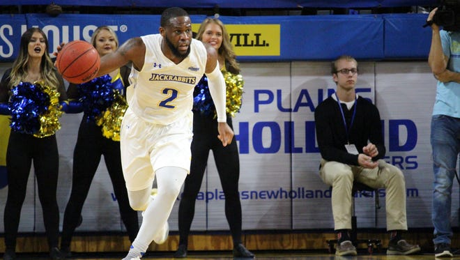 After two years of serving as a role player, Tevin King is thriving as SDSU's starting point guard.
