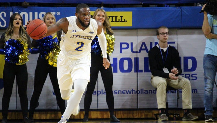 King of the Court: Tevin King inspires South Dakota State on and off the floor