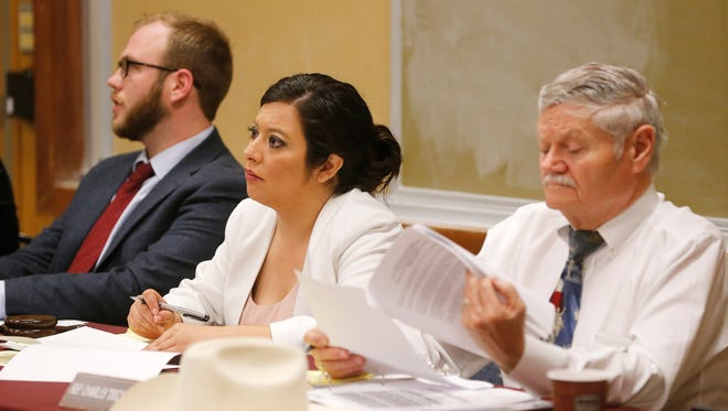 The Texas House Agriculture and Livestock Committee was in El Paso to address concerns from area farmers