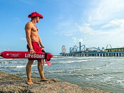 Galveston Island's beaches range from bustling summertime hotspots to secluded picnic areas.