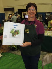 Nancy Hendricks, co-owner of Fresh To You Produce, encourages people to eat healthy foods