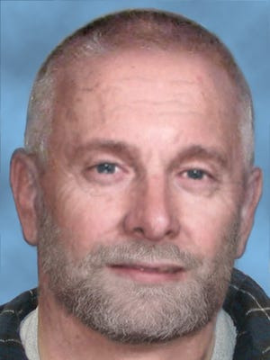 An age-progression image of Robert Fisher debuted by the FBI on April 8, 2016.