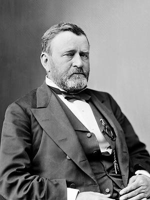 On the morning of Sept. 30, 1871, at the depot site in Richmond, President Ulysses S. Grant apologized for doing a bad job in office.