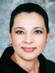 Lorraine Gomez, executive director of the Child Crisis