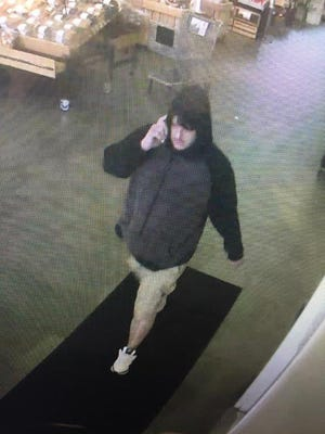 Police are looking to identify this man in connection with a robbery at the ShopRite store in Bound Brook.