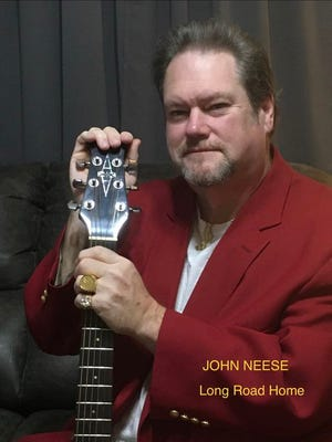 Country musician and Seminole resident John Neese will release his newest album March 1 and reunite with his former bandmates for a concert Friday, Feb. 14 at Gigi's Lunch in Seminole starting at 6 p.m.