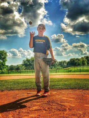 Blake Melsa baseball photo