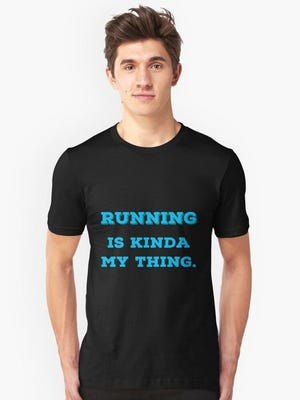Runner's Notes' T-shirt of the Week