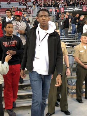 Shawn Phillips Jr., a four-star recruit in the class of 2022, attended the Ohio State football game against Michigan State on Saturday night during an unofficial visit and landed a scholarship offer from the Buckeyes.