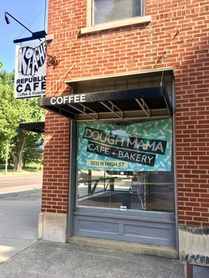 Dough Mama's forthcoming cafe and bakery at 730 S. High St., formerly Kolache Republic