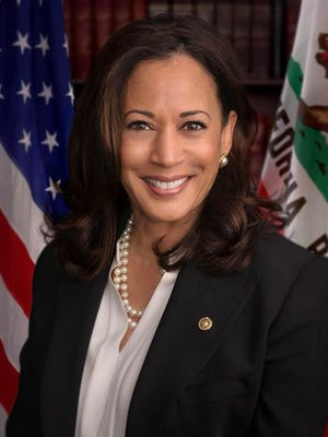 Kamala Harris will be the first female US Vice President.