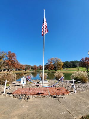 Cedar Lakes has marked off a special place for veterans where Lasting Legacy Bricks may be purchased and placed for service members who have fought in the wars.