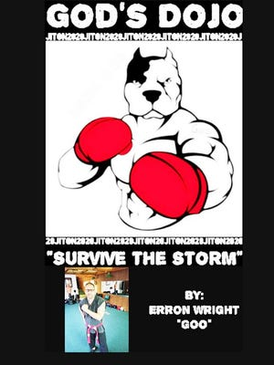The soon to be cover of Erron Wright's devotional book, now available on Amazon.com
