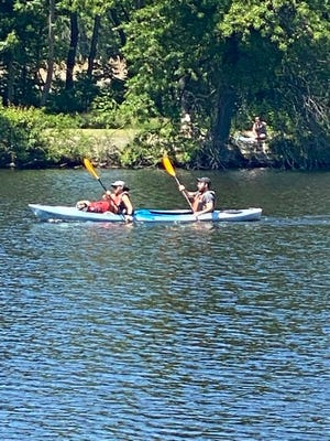 It's still time for boating fun on the Charles River.
