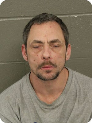 Quinn Stubblefield, 40, of Rolla, was arrested Wednesday on charges of first-degree burglary and unlawful possession of a firearm.