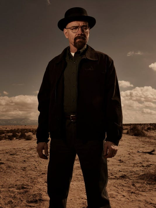 e05a047f857 Walter White gets Facebook s  Look Back  treatment