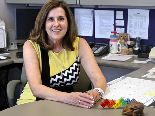 Carol E. Scott, new chief executive director of the Children's Discovery Museum in Rancho Mirage, envisions changes to the facility that include new exhibits and programs.