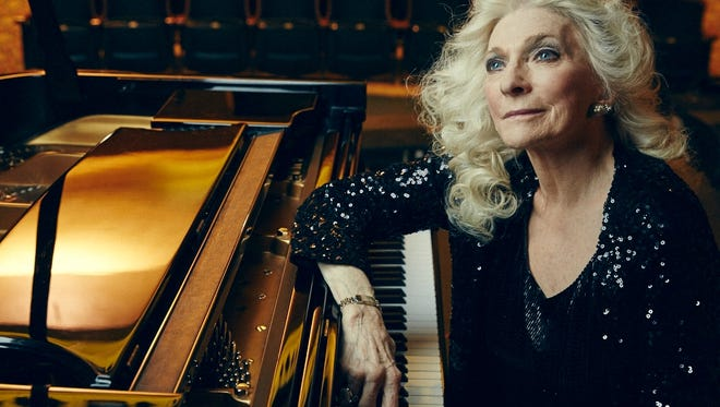 Judy Collins still performs regularly, with about 120 concerts a year.