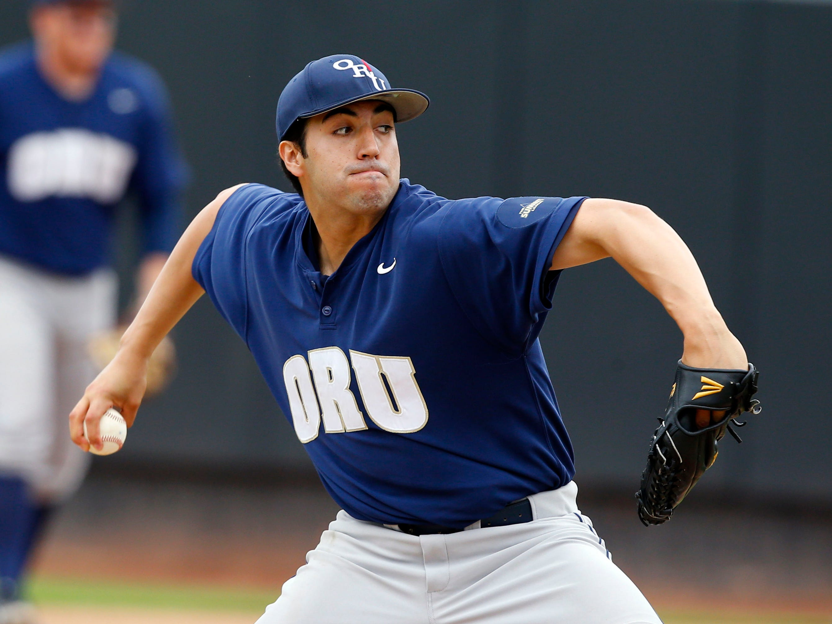 ORU ace Guillermo Trujillo (10-4) took the loss, giving up six hits and four runs (all earned) in five innings.