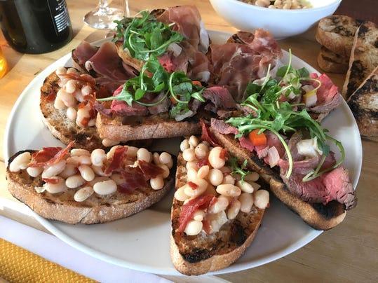 Lidia Bastianich shows how to 'Celebrate Like an Italian' with bruschetta recipe