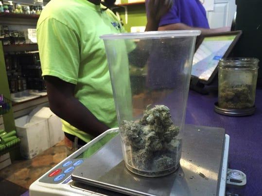 California Marijuana Organizing Workers