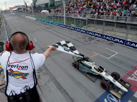 IndyCar Auto Racing