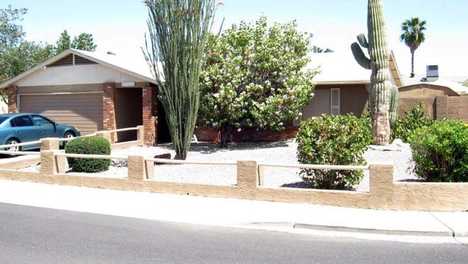 Most starter homes range from $100,000 to around $200,000. This Glendale home sold for $150,000.