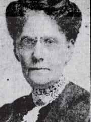 Elizabeth V. Baker, a leader in the Pentecostal movement.