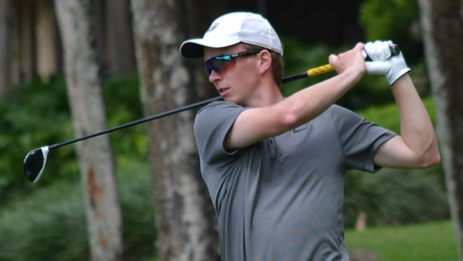 Jake Kneen, 22, recently qualified for the 2018 U.S. Amateur which will be played at challenging Pebble Beach in California.