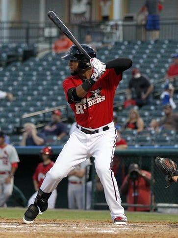MLB.com rates outfielder Nomar Mazara as the Rangers'