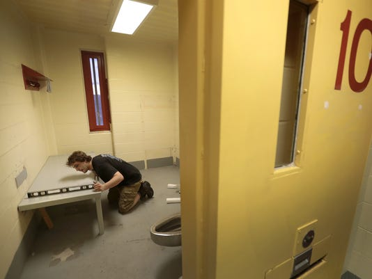 Outagamie County Jail Sees Two Suicides For Second Year In A Row