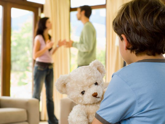 behavioral problems inflicted on children by divorce in todays society The new image of a good father in today's society says that parental conflict and children's behavior problems their sample of children of divorce for.